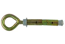 Анкерный болт двухраспорный с кольцом М6х10х100