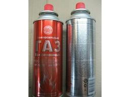 Газ универсальный всесезонный  400мл 220гр 520см3 t-10+35С
