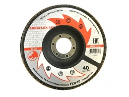Круг лепестковый FLD10 125мм (80) ABRAFLEX