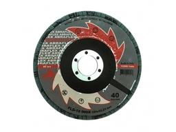 Круг лепестковый FLD10 INOX 125мм (40) ABRAFLEX