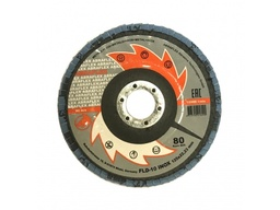 Круг лепестковый FLD10 INOX 125мм (60) ABRAFLEX