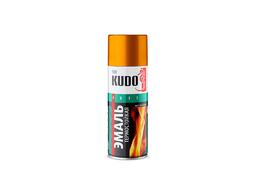 Эмаль термостойкая белая 520мл KUDO