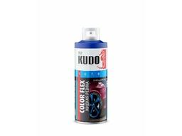 Жидкая резина прозрачная 520мл KUDO