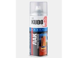 Лак термостойкий 520мл KUDO NEW