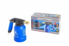 Лампа паяльная  газовая  KEMPER   KE2019 (для прокал.бал, п/поджиг)