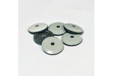 Шайба для поликарбоната, EPDM серый, 2.0мм, 29х14