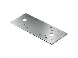 Пластина крепёжная (с анкерными отверстиями 11мм) 140х55х2,0мм