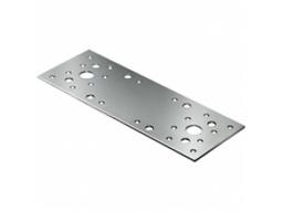 Пластина крепёжная (с анкерными отверстиями 11мм) 180х65х2,0мм