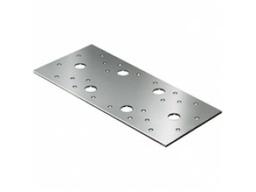 Пластина крепёжная (с анкерными отверстиями 11мм) 210х90х2,0мм