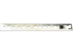 Пластина анкерная для монтажа окон 252мм (58 серия)