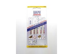 Пилки для лобзика HC 123 STAR WILPU (цена за пачку)