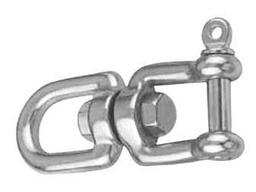 Вертлюг вилка-кольцо  6