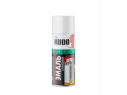 Эмаль для радиаторов отопления белая 520мл KUDO
