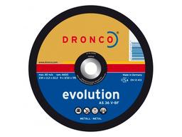 "Отрезной круг по  металлу EVOLUTION 230х2,2х22 ""DRONCO"""