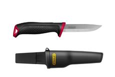 Нож FATMAX в чехле красный с лезвием из углеродистой стали STANLEY