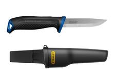 Нож FATMAX в чехле синий с лезвием из нержавеющей стали STANLEY