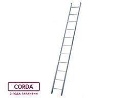 Лестница приставная, 10 ступенек, Krause Corda