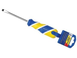 Отвертка МастерАлмаз шлицевая (плоская) 4мм-100мм.