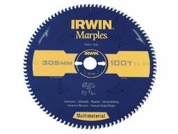 Дисковая пила Multimaterial 305x2,5х100Tx30 мм IRWIN MARPLES