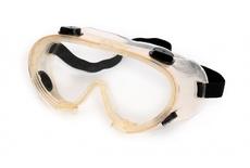 Очки защитные с клапанами для непрямой вентиляции