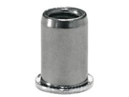 Заклёпка HARPOON Сталь М6 резьбовая CG1-CB-S цил. бортик