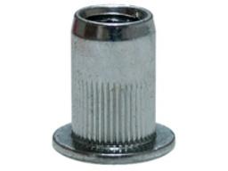 Заклёпка HARPOON нерж.сталь М4 резьбовая CN1-CB-А2 цил. бортик