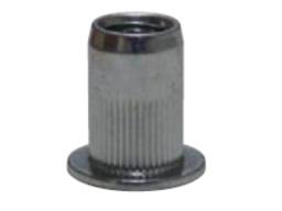 Заклёпка HARPOON Сталь М6 резьбовая CN1-CB-S цил. бортик