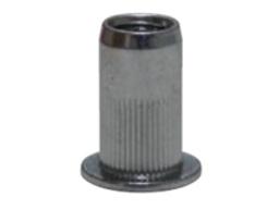 Заклёпка HARPOON Сталь М4 резьбовая CN2-CB-S цил. бортик