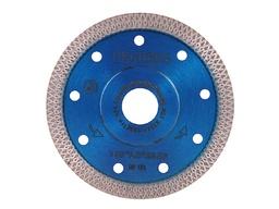 Диск алмазный 115 мм турбо по керамограниту HILBERG 1,2 мм X-тип