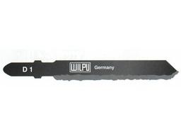 Пилки для лобзика D1 WILPU (цена за пачку)