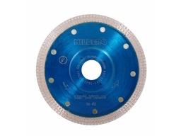 Диск алмазный 125 мм турбо по керамике и керамограниту HILBERG 1,2 мм