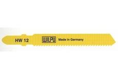 Пилки для лобзика HW 12 WILPU (цена за пачку)