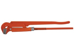 "Ключ трубный газовый CrV Профи 90 гр. (тип L) 1,5"""