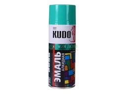 Эмаль темно-зеленая 520мл KUDO