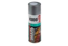 Аэрозоль KUDO эмаль хром 520мл