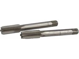 Метчики М5х0,8, легированная сталь, набор 2шт.