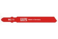Пилки для лобзика MG 11 WILPU (цена за пачку)