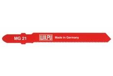 Пилки для лобзика MG 21 WILPU (цена за пачку)