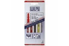 Пилки для лобзика SORT 2000 в наборе WILPU (цена за пачку)